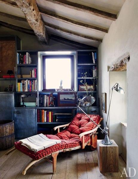 Décoration d'intérieur en Italie