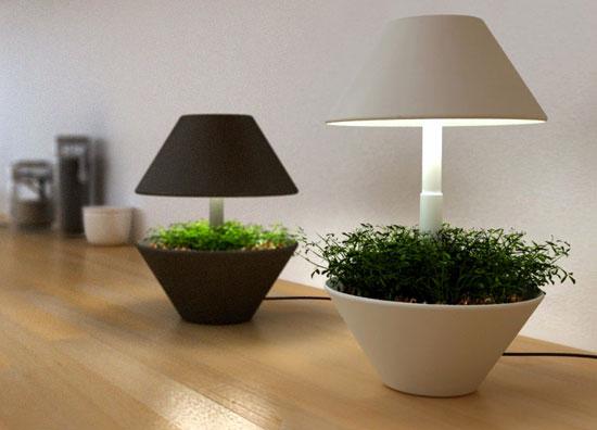 Des blogs une th matique le design v g tal s 39 invite - Pot plante interieur design ...