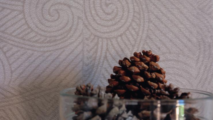 Papier-peint Maori de chez Elitis