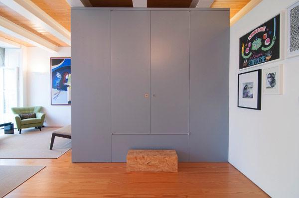 Aménagement petits espaces