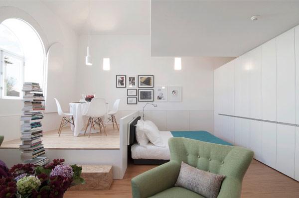 architecture d 39 int rieur une boite dans la boite frenchy fancy. Black Bedroom Furniture Sets. Home Design Ideas