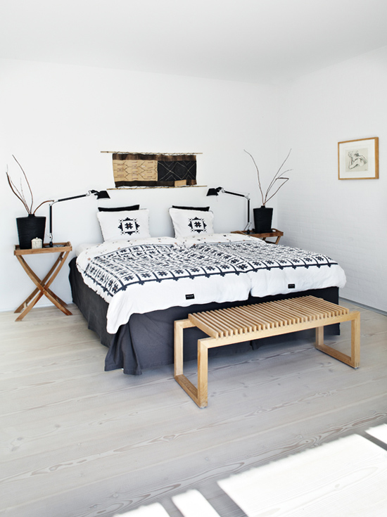 d coration style ethnique inspiration scandinave frenchy fancy. Black Bedroom Furniture Sets. Home Design Ideas