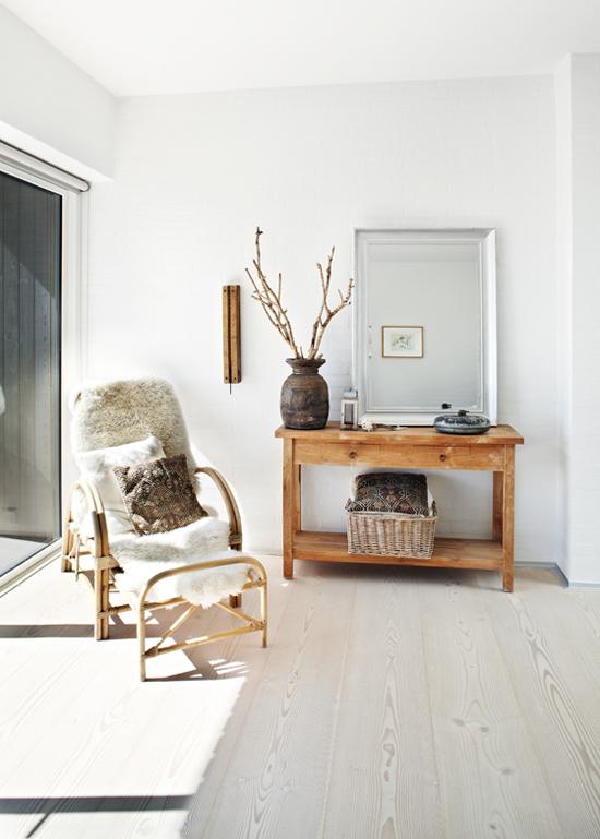 Décoration style ethnique & inspiration scandinave