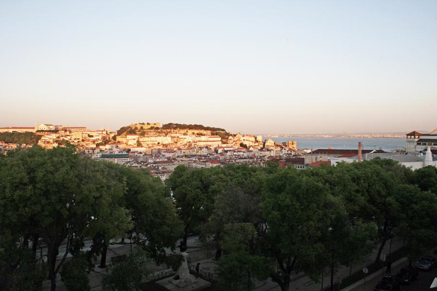 Auberge de jeunesse à Lisbonne