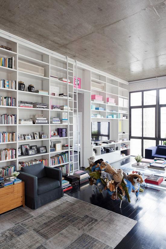 Architecture en matériaux bruts