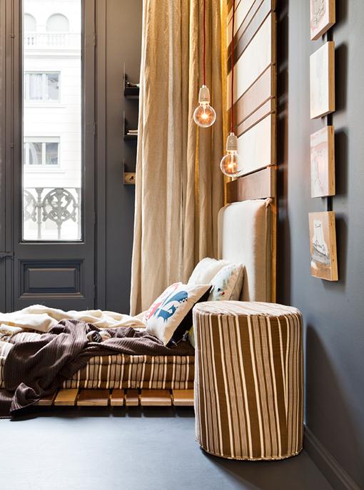 Une chambre d 39 ado contemporaine frenchy fancy for Chambre ado contemporaine