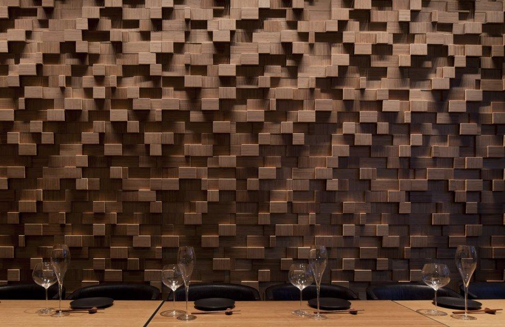 Revetement Mural Bois Chambre Revêtement Mural en Bois