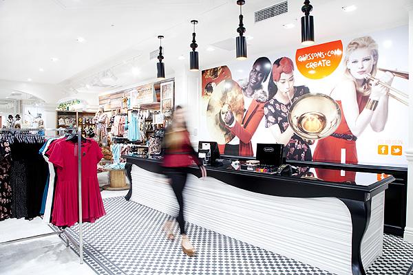 Une boutique à l'univers décalé - FrenchyFancy