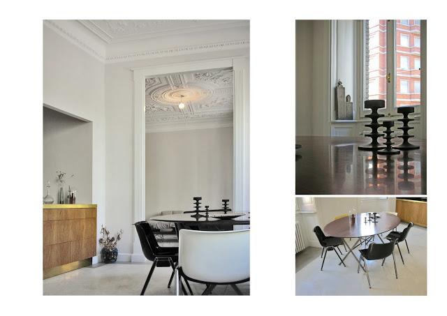 Elégance et modernisme pour cet intérieur