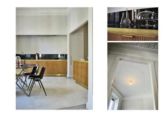 Un intérieur contemporain