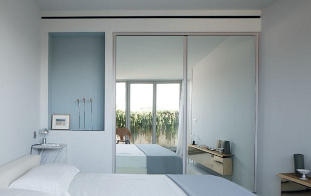 Un appartement conçu comme une galerie design par l'architecte Paolo Rizzo