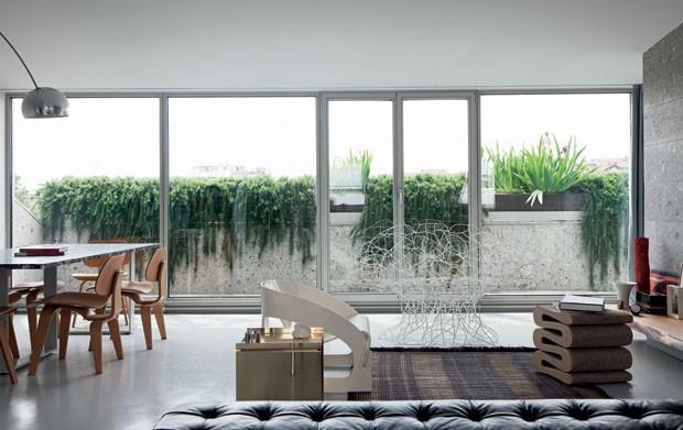 Appartement et terrasse à Milan