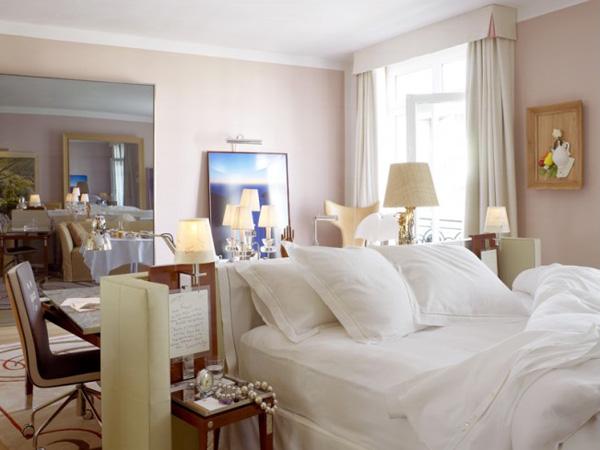 Aménager sa chambre avec un lit central