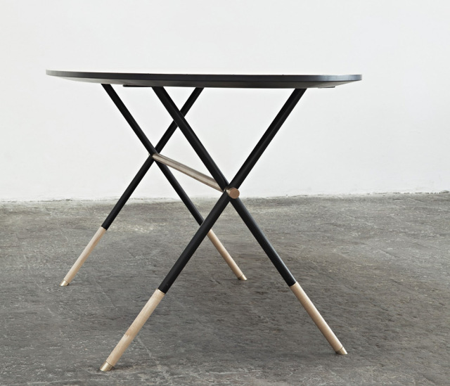 Table basse design contemporaine