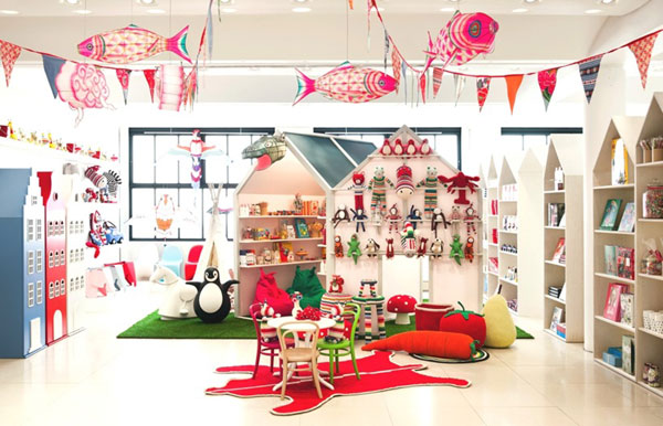 The Conran Shop et son rayon enfant