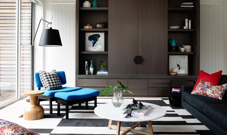 Un int rieur sophistiqu par mim design frenchy fancy for Decoration d interieur contemporaine