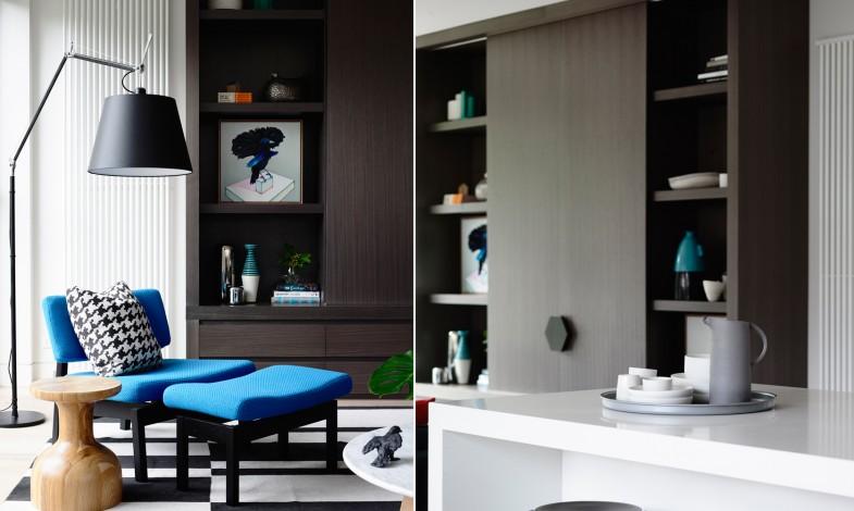 Un intérieur sophistiqué par Mim Design