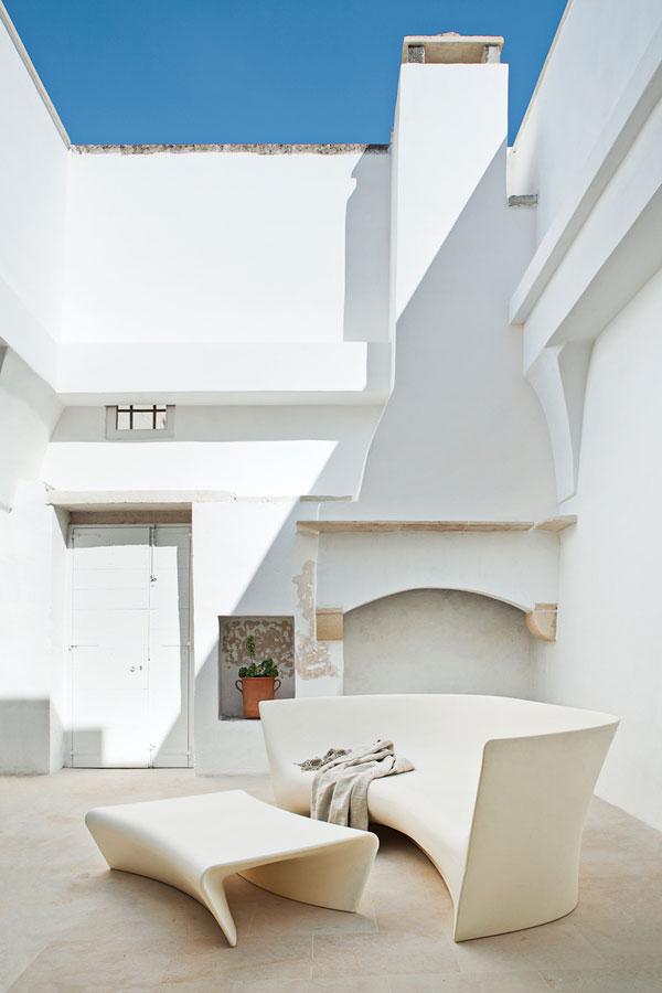Une maison de vacances rénovée en Italie