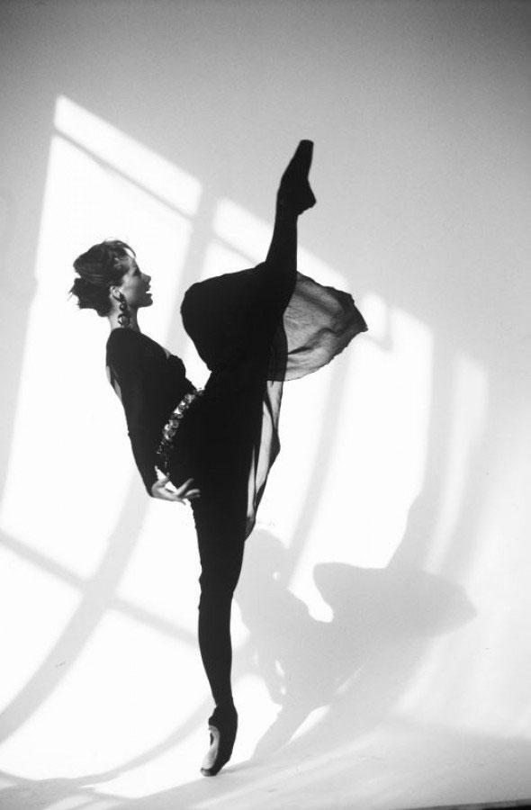 Photo de ballet par Arthur Elgort