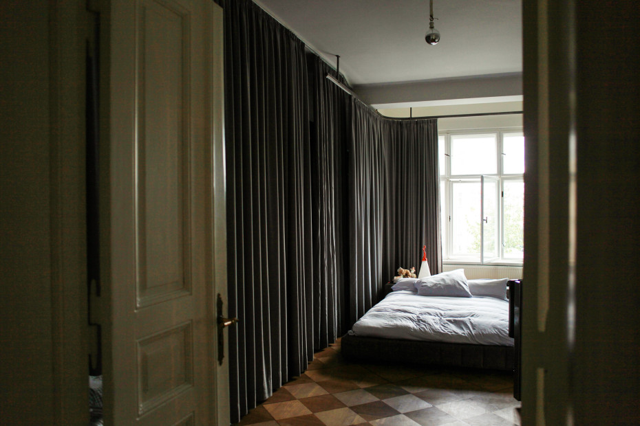 When pictures inspired me #20 - Chambre cosy