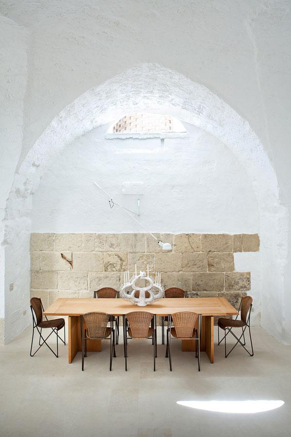 Une maison de vacances signée Ludovica et Roberto Palomba