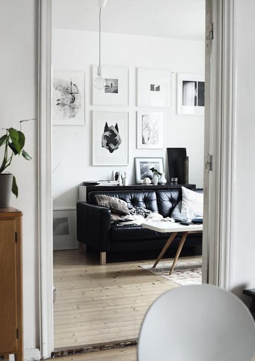 Décoration intérieur scandinave