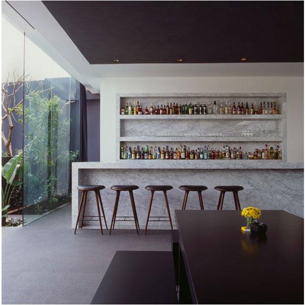 Inspirations : Osez peindre votre plafond ! - Frenchy Fancy