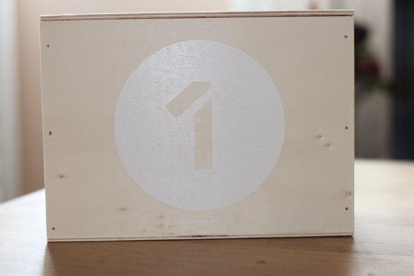 La Designerbox #1 by Arik Levy