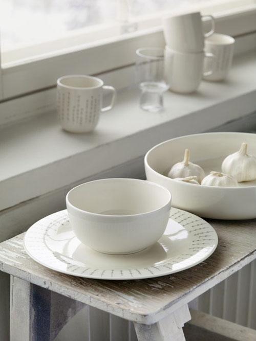 De la vaisselle finnoise à notre table !