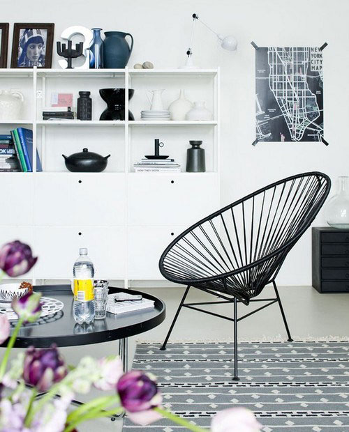 coup de coeur le fauteuil acapulco frenchy fancy. Black Bedroom Furniture Sets. Home Design Ideas