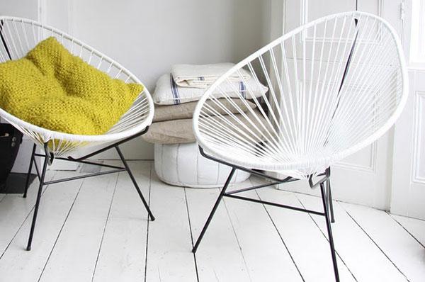 coup de coeur : le fauteuil acapulco ♥ - frenchy fancy