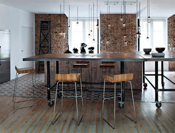 Pour l'amour des meubles industriels
