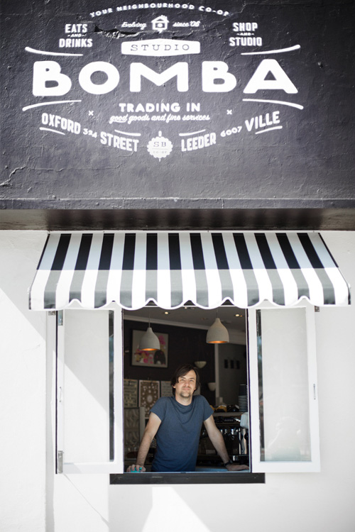 Concept store in Melbourne