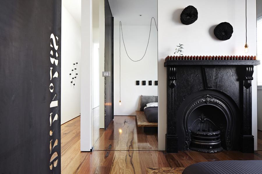 style industriel minimalisme frenchy fancy. Black Bedroom Furniture Sets. Home Design Ideas