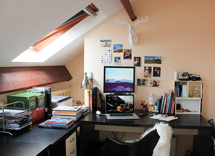 Comment decorer un petit bureau - Comment amenager un bureau professionnel ...