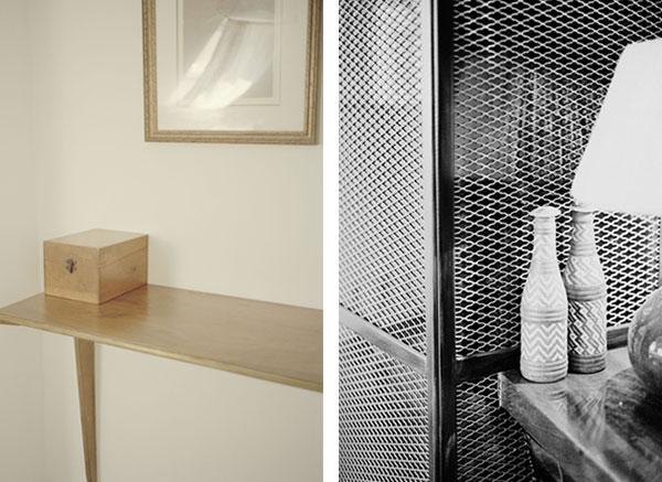 Interior design in Paris