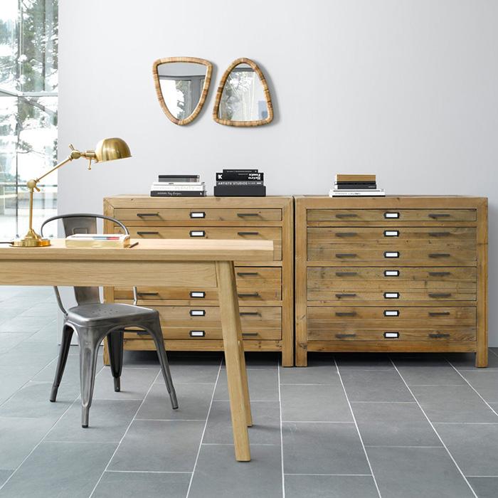 Décoration style meuble de métiers