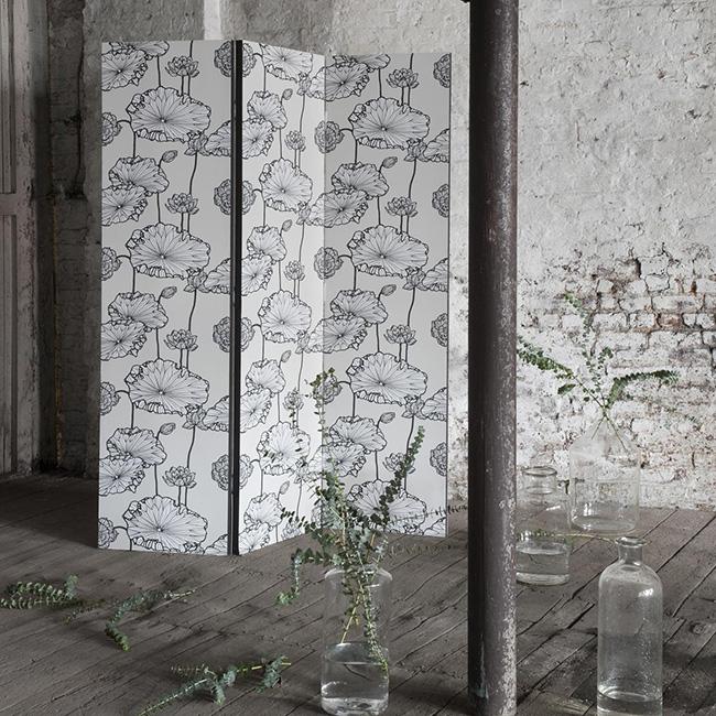 Tendance : le papier peint égaye nos intérieurs