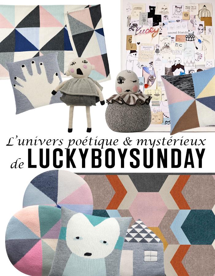 L'univers poétique et mystérieux de LuckyBoySunday