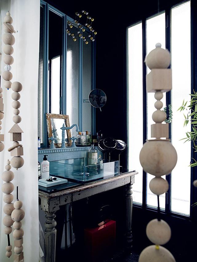 Le charme de la d coration parisienne frenchy fancy - Decor de charme ...