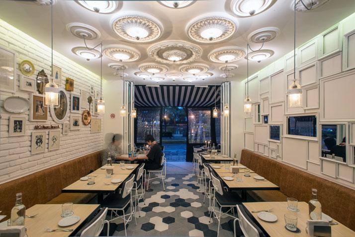 Le charme du Malamén Restaurant