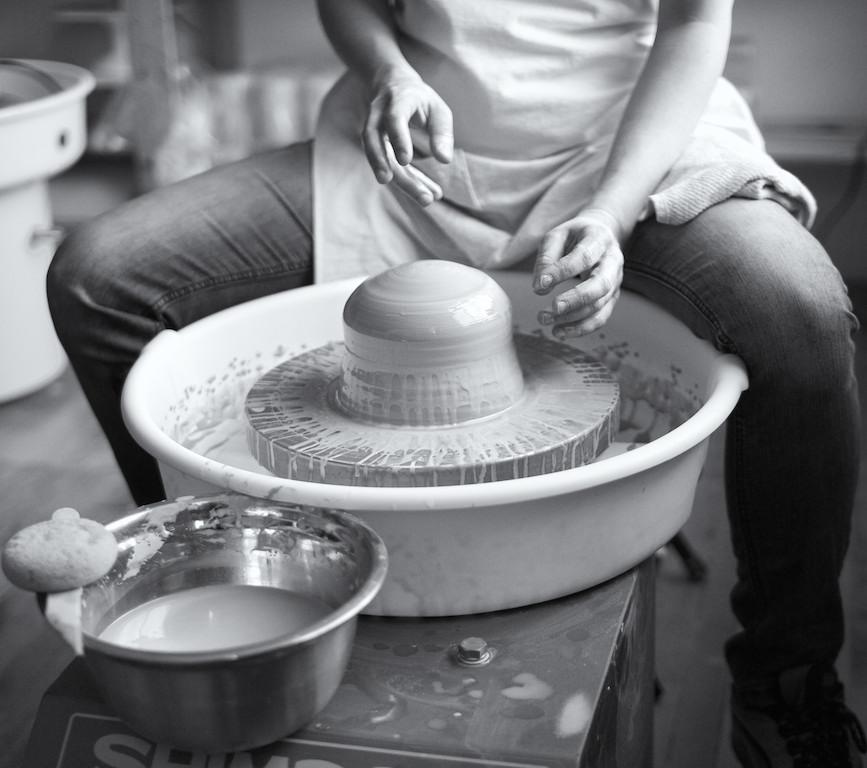 Atelier céramique
