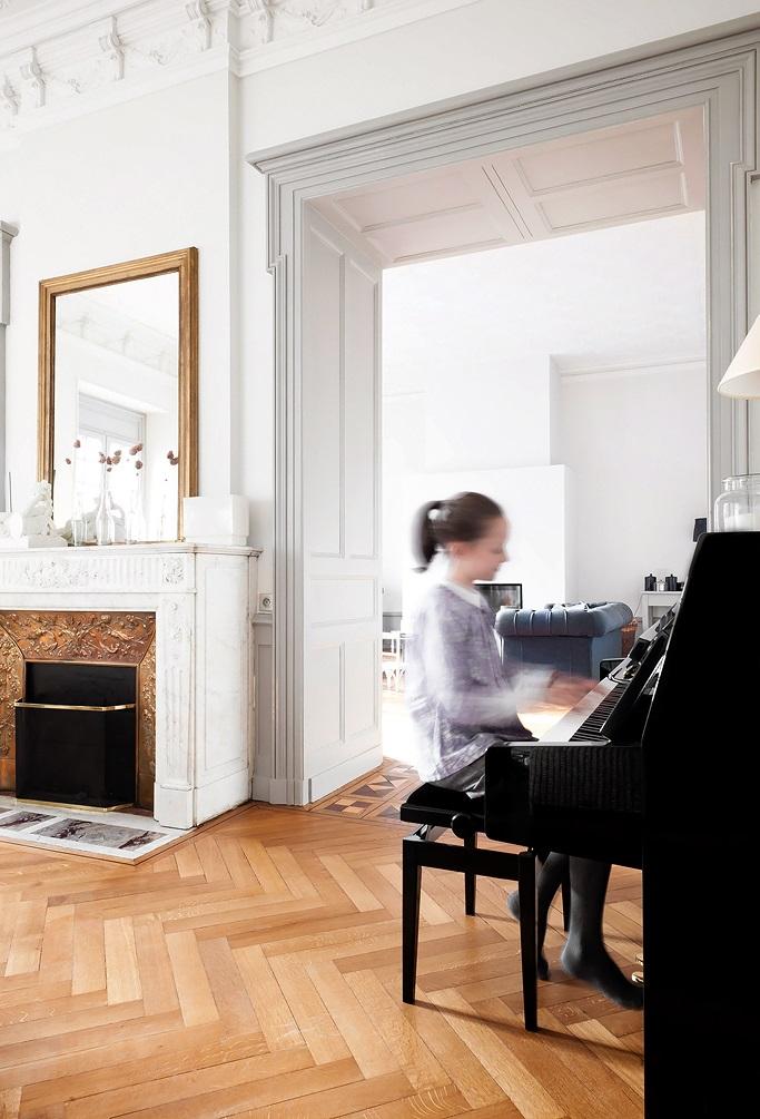 Une villa à la française