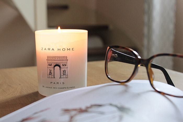 Bougie Zara Home