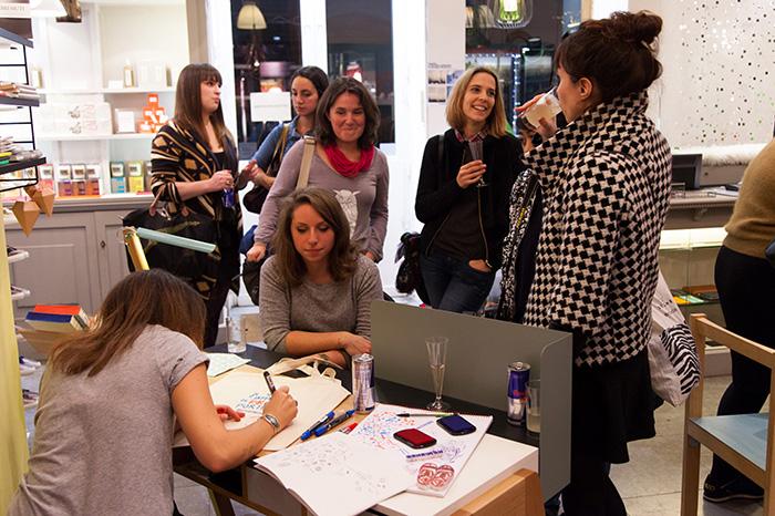 Atelier DIY Paris avec Oelwein