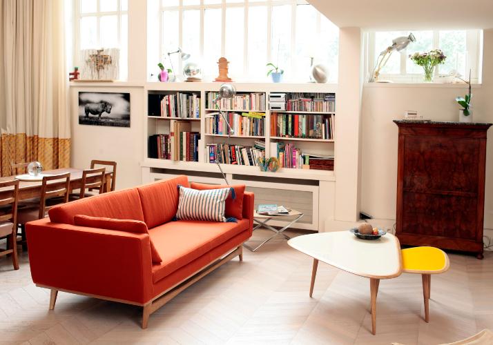 Canapé Sentou À la recherche du canapé idéal - frenchy fancy