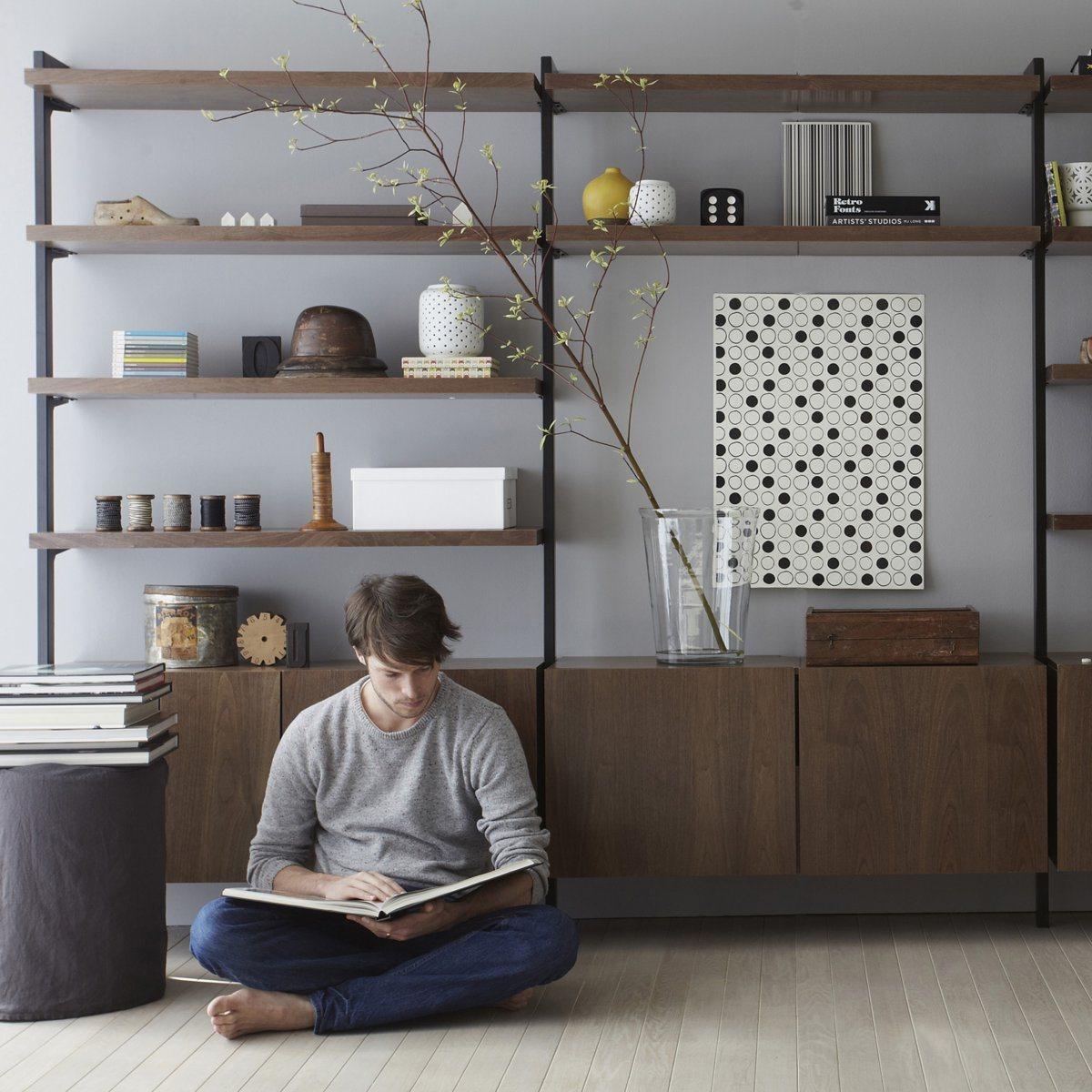 la recherche de la biblioth que id ale frenchy fancy. Black Bedroom Furniture Sets. Home Design Ideas