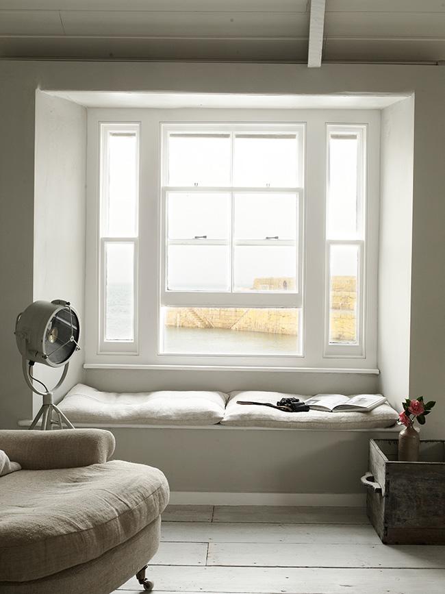 comment décorer un bow window