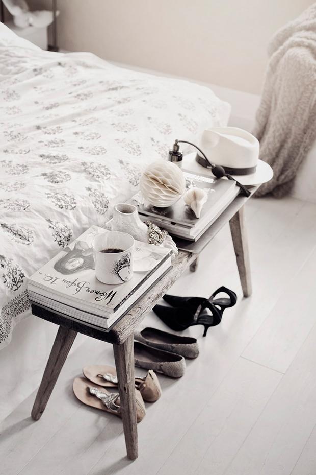 Chambre douce et cosy