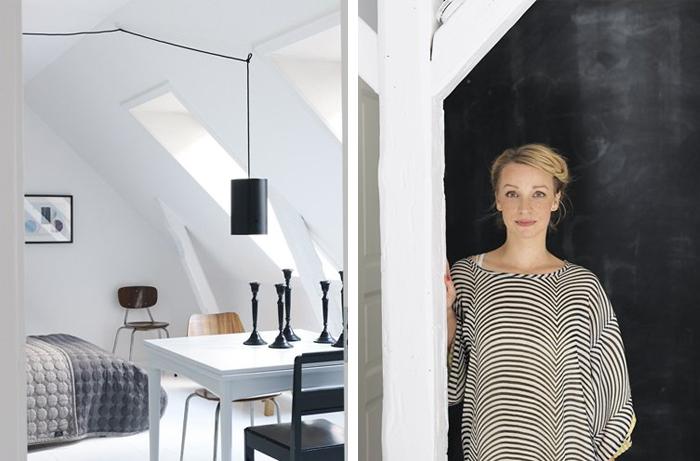 Fred Aagaard's interior